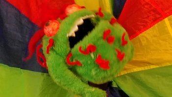 Permalink auf:JAP-Zirkus 2021:                                    Coroni, die fröhliche Mutante
